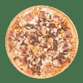 Pizza s/g barbacoa