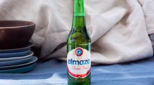 Bière libanaise Almaza