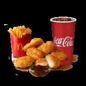 Menu Chicken McNuggets™ x6