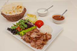 Piatto Kebab