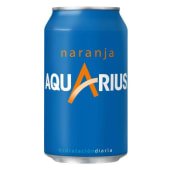Aquarius Naranja (33cl)