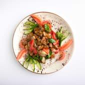 234. Teppanyaki gyuniku en salsa de ostras