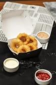 Mozarella Onion Rings