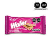 Wafer Costa Fresa 124 Gr
