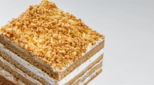 Торт Медовик (300г)