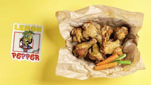 Крильця Lemon Pepper Haze (8шт)