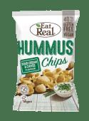 Chips de Quinoa / Crême-Ciboulette