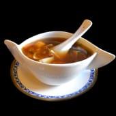 Supa de fructe de mare acra-iute (picant)