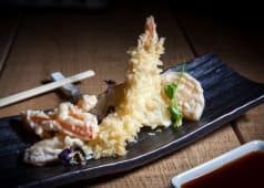Mini mix tempura
