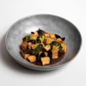 Tofu Salteado con Broccoli (Vegan) - China