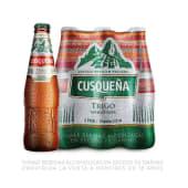 Sixpack Cusqueña Trigo 330 Ml