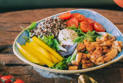 Salad Bowl de Frango