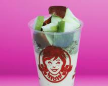 Yogurt de fresa (16 oz.)