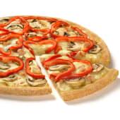 1 pizza mediana con hasta 3 ingredientes