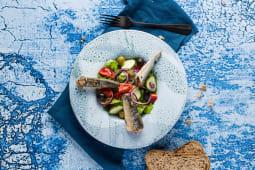 Salata cu sardine