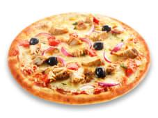 """Пицца """"Аля тонне"""""""