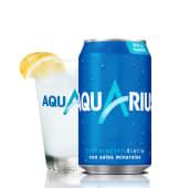 Aquarius Limón lata 330ml.