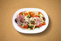 Salata greceasca de post