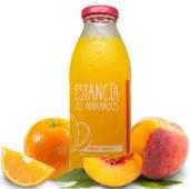Jugo Natural Los Naranjos De Naranja Y Durazno (500 Cc.)