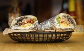 Burrito Ternera BBQ