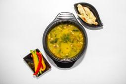 Куриный молочный суп (400 гр.)