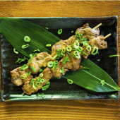 Kushiyaki pork