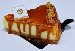 Cheesecake Américain au Caramel