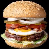 Burger Wiesio XL