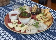 Selekcja gruzińskich smaków