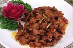 Казан кебаб с говядиной