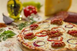 Pizza Ragu Ø 23cm