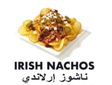 Irish Nachos (Side : portion moyenne )