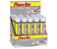 Powerbar shot L Carnitina