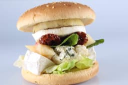 Бургер Quattro Formaggi (305г)