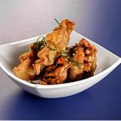 Dumpling de pollo