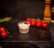 Сметано-часниковий соус (120г)