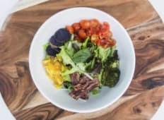 crea la tua insalata