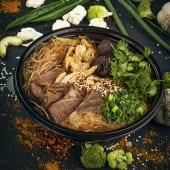 Meet Soup Glass Noodles