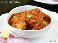 Chicken Curry - ''Director's Favourite''
