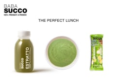 Green perfect lunch