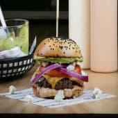 La Mexicana burger