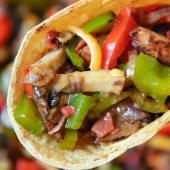 Taco Alambre Vegetariano ( 3uds.)