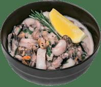 Соте з морепродуктів (270г)
