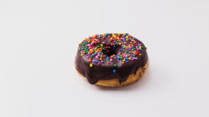 Donut choco granas