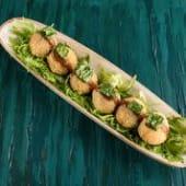 Sukiyaki Croquetas