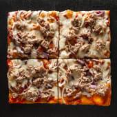 Pizza Tonno e cipolla (4 pzs.)