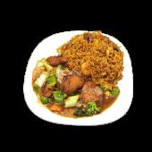 Chaulafán Asia y pollo 5 sabores
