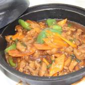 Delicious Chicken In Pot