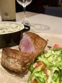 Tuna stake grill 300 gr