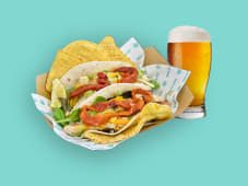Beer Tacos Combo